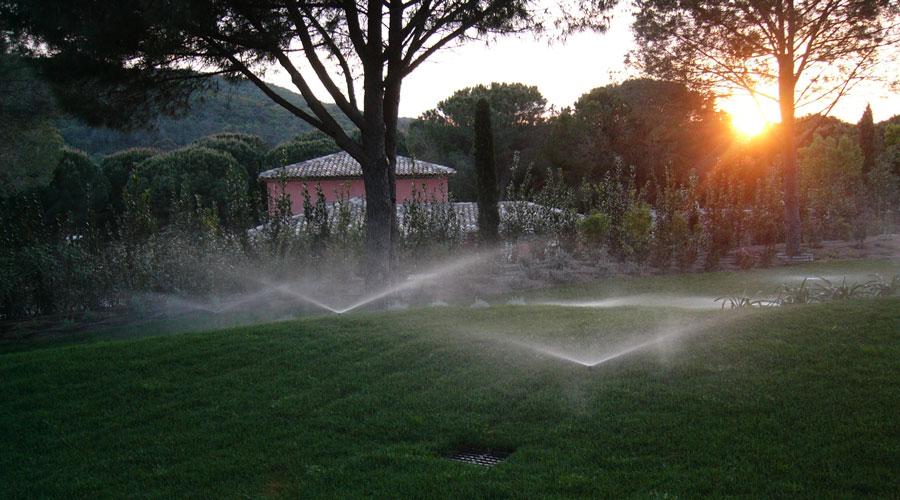 Irrigation des eaux en France et dans la drôme par Belle environnement spécialiste de la gestion des eaux