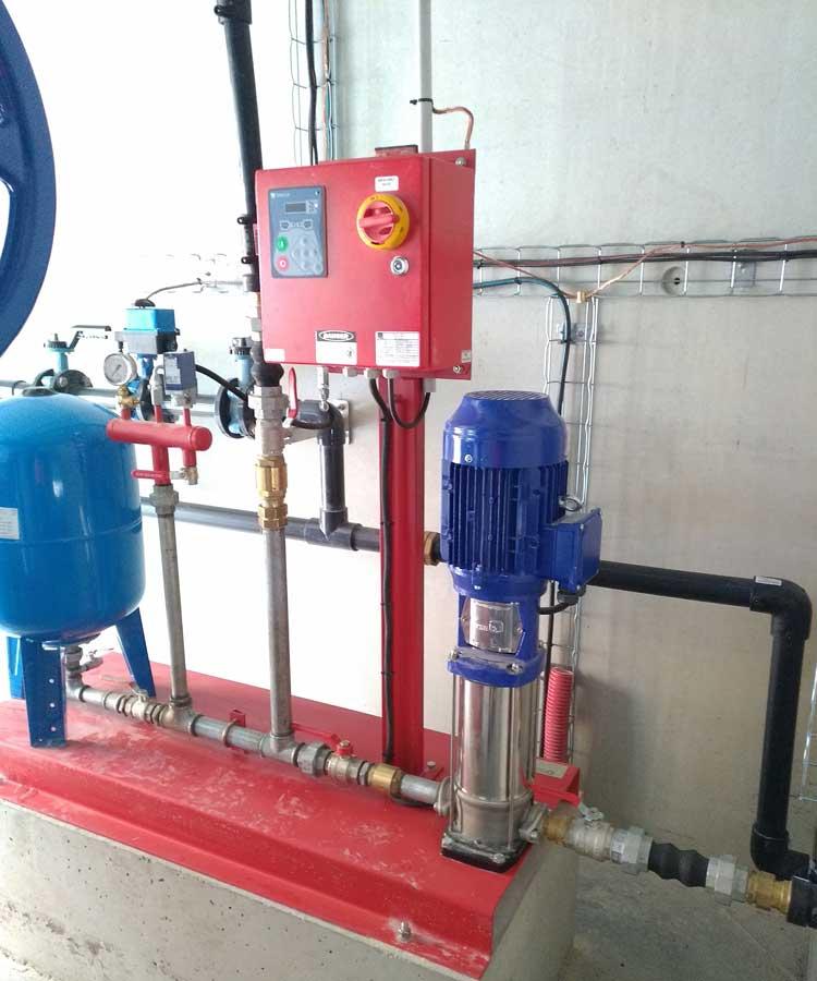 expert dans la gestion des eaux en France et dans la Drôme installateur station de pompage